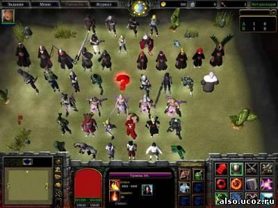 скачать карту арена наруто для Warcraft 3 Frozen Throne - фото 2